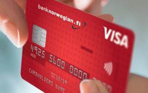 Hae luottokortti 1000 - 10000 euron luottorajalla, saat paljon muitakin etuja!