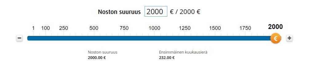 Hae 400 euron pikavippi ilman kuluja tai korkoja
